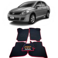 Коврики EVA для Nissan Tiida (2004-2013)