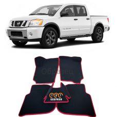 Коврики EVA для Nissan Titan (двойная кабина) (2003-2015)