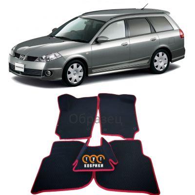 Коврики EVA для Nissan Wingroad 2 (1999-2005)