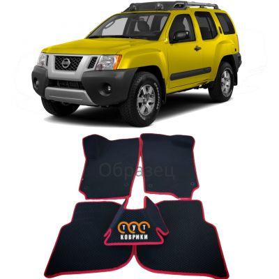 Коврики EVA для Nissan Xterra II (2005-2015)