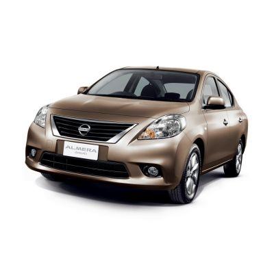 Коврики EVA для Nissan ALMERA (2013-н.в.)