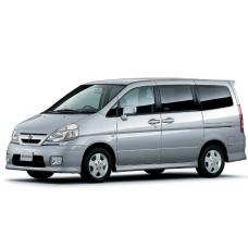 Коврики EVA для Nissan Serena C24 (1999-2005)
