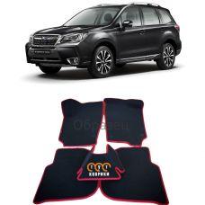 Коврики EVA для Subaru Forester IV (SJ) (2013-2019)