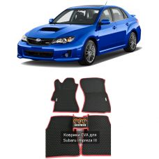 Коврики EVA для Subaru Impreza III (2007-2011)