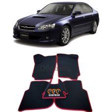 Коврики EVA для Subaru Legacy IV (2003-2009)