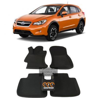 Коврики EVA для Subaru XV (2011-2017)