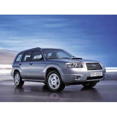 Коврики EVA для Subaru FORESTER (2003-2008)