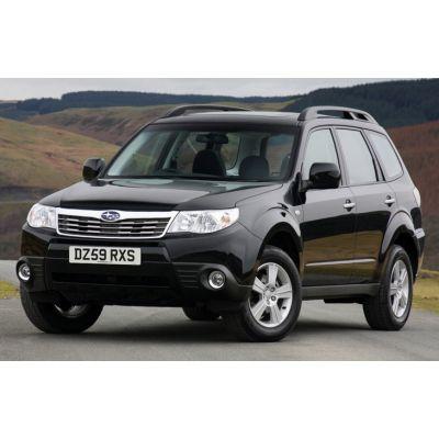 Коврики EVA для Subaru FORESTER (2008-2013)