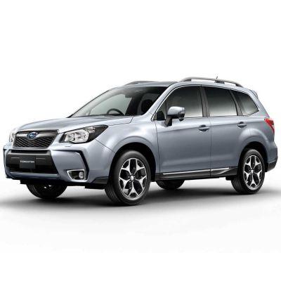 Коврики EVA для Subaru FORESTER SJ (2013-2018)