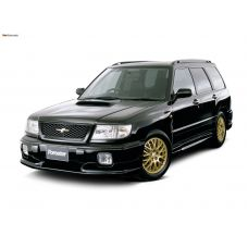 Коврики EVA для Subaru FORESTER SF (1997-2002) правый руль