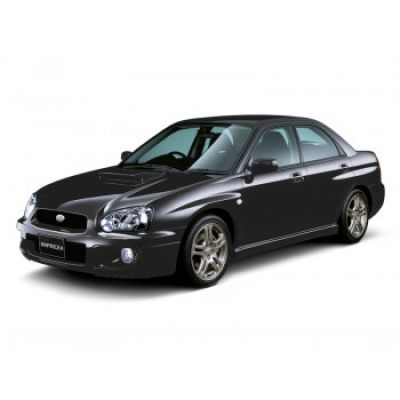 Коврики EVA для Subaru IMPREZA (2003-2007)
