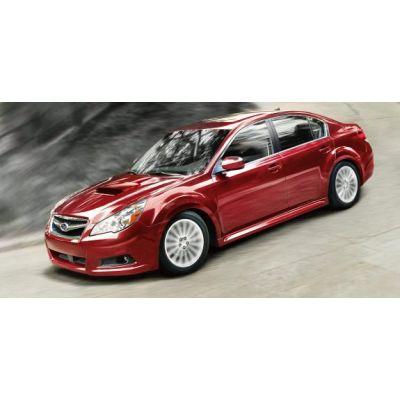 Коврики EVA для Subaru LEGACY V (2010-2014)