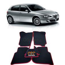 Коврики EVA для Alfa Romeo 147 (2000 - 2010)