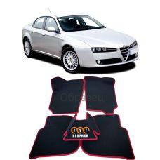 Коврики EVA для Alfa Romeo 159 (2006 - 2010)