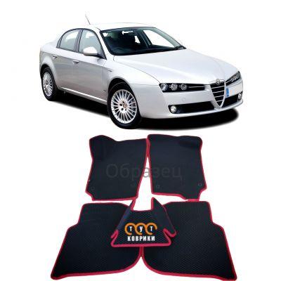 Коврики EVA для Alfa Romeo 159