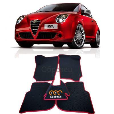 Коврики EVA для Alfa Romeo MiTo