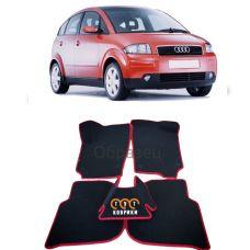 Коврики EVA для Audi A2 (1999-2005)