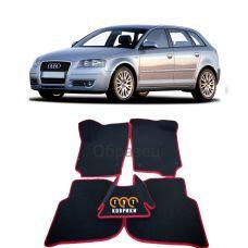 Коврики EVA для Audi A3 8P (2003 - 2013)
