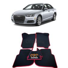 Коврики EVA для Audi A4 (B9) (2015)
