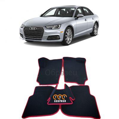 Коврики EVA для Audi A4 (B9)