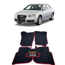 Коврики EVA для Audi A4 (B7) (2004-2008)