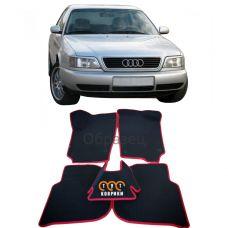 Коврики EVA для Audi 100 C4 (1990 - 1994)