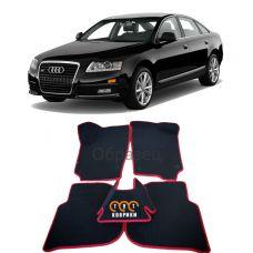 Коврики EVA для Audi A6 C6 (2004-2011)