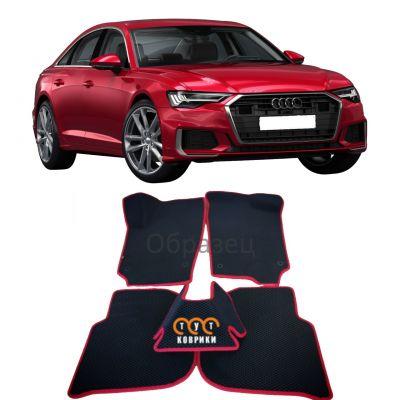 Коврики EVA для Audi A6 C8 (2018-н.в.)