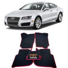 Коврики EVA для Audi A7 4G (2010-2018)