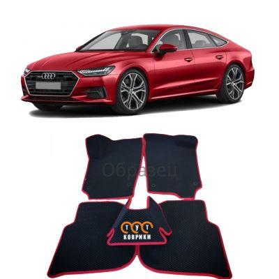 Коврики EVA для Audi A7 4K (2018-н.в.)