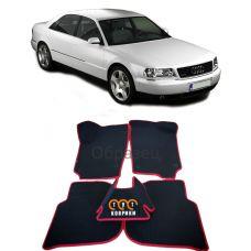 Коврики EVA для Audi A8 D2 (1994-2002)