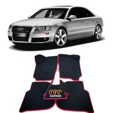 Коврики EVA для Audi A8 D3 (2002-2010)