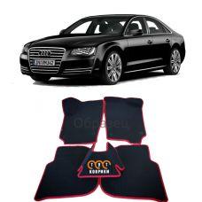 Коврики EVA для Audi A8 D4 (2009-2017)