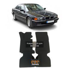 Коврики EVA для BMW 7 E38 (1994-2001)
