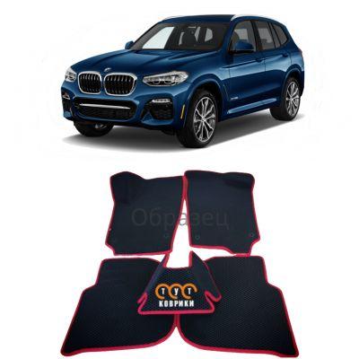 Коврики EVA для BMW X3 G01 (2017->)