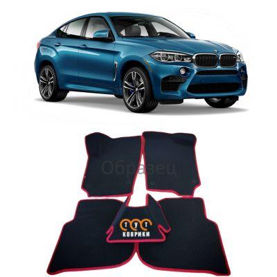 Коврики EVA для BMW X6 F16 (2014-2020)