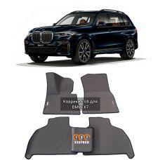 Коврики EVA для BMW X7 G07 (2020-н.в.)