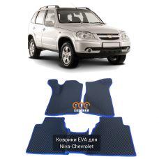 Коврики EVA для CHEVROLET Niva (1998-2009)