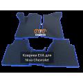 Коврики EVA для CHEVROLET Niva (2009-2020)
