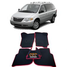 Коврики EVA для Chrysler Town&Country (2007-2016)