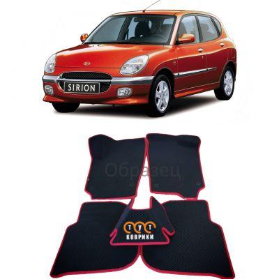 Коврики EVA для Daihatsu Sirion (1998-2004)