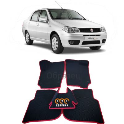 Коврики EVA для FIAT Albea (2002-2012)