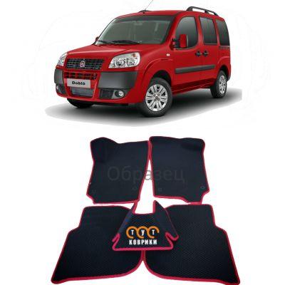 Коврики EVA для FIAT Doblo I (2000-2015)