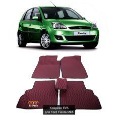 Коврики EVA для FORD Fiesta MK5 (2002-2008)