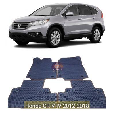 Коврики EVA для HONDA CR-V IV (2012-2018)