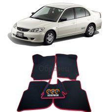 Коврики EVA для HONDA Civic 4D VII (2001-2006)