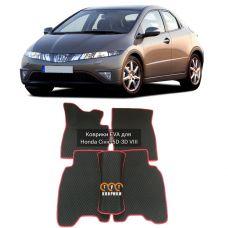 Коврики EVA для HONDA Civic 5D-3D VIII (2006-2012)