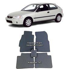 Коврики EVA для HONDA Civic 5D-3D VI (1995-2002)