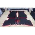 Коврики EVA для HYUNDAI ACCENT (1999-2011)