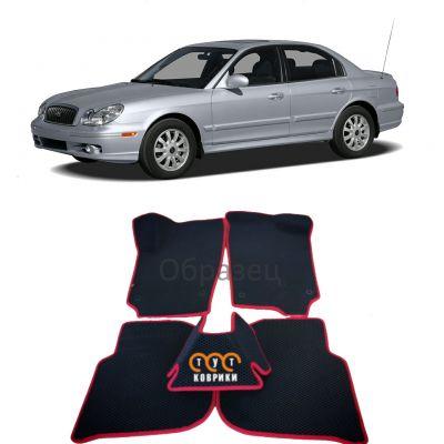 Коврики EVA для HYUNDAI Sonata IV EF (1998-2012) +TagAZ